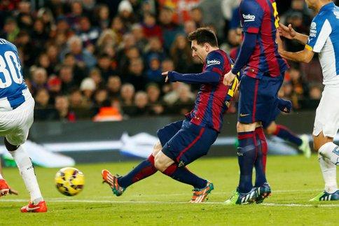 Messi paré pour Paris