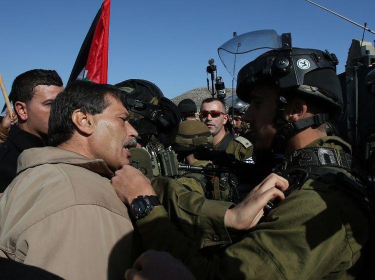 Un ministre palestinien tué lors d'une manifestation