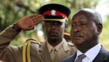 Le chef de l'Etat ougandais Yoweri Museveni, le 11 décembre 2014 à Nairobi, au Kenya. REUTERS/Noor Khamis
