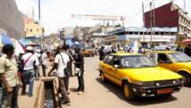 Une rue de Yaoundé. Getty Images/Tim E White