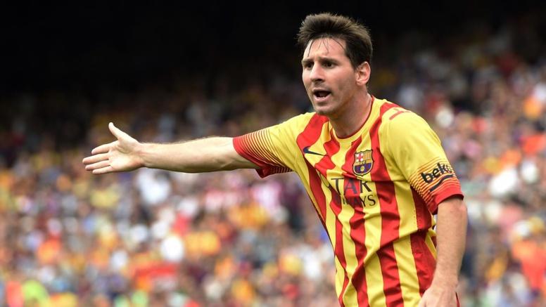 City prêt à proposer 400 millions d'euros à Messi