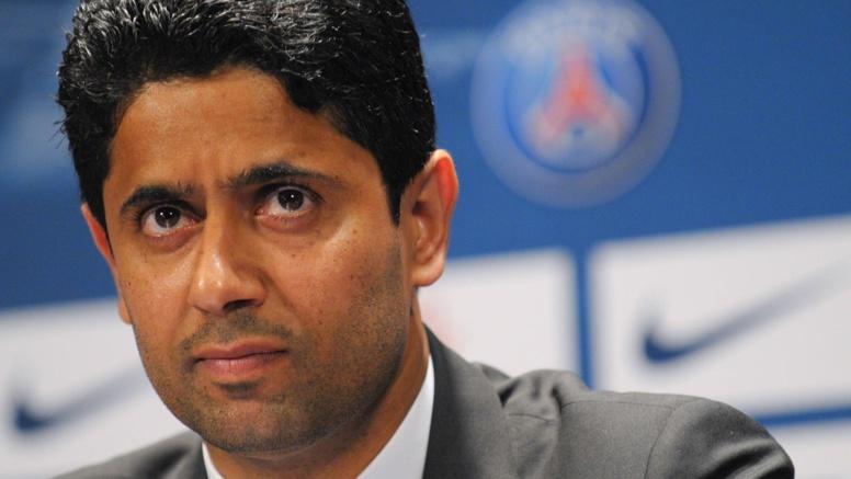 PSG : la grosse colère de Nasser Al-Khelaïfi après la défaite à Barcelone (3-1)