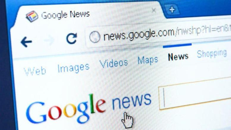 """Google refuse de payer les médias et ferme """"Google News"""" en Espagne"""