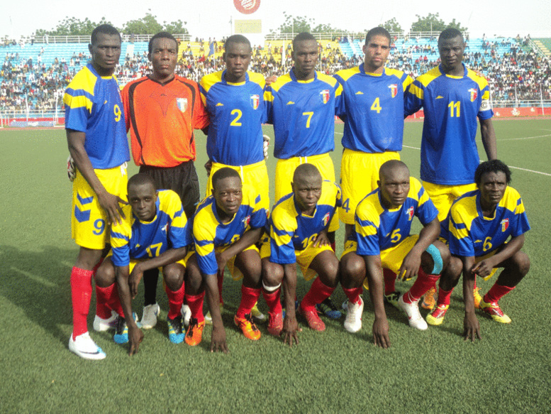 Football: Le Tchad remporte la coupe de la CEMAC
