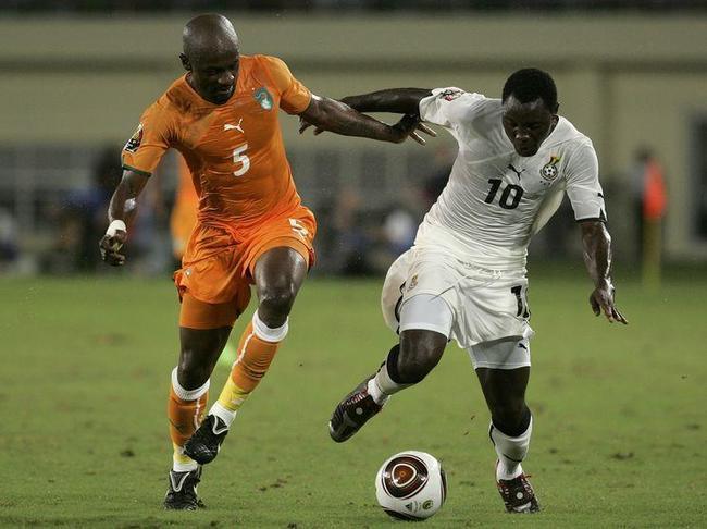 Préparation CAN 2015: Ghana- Côte d'Ivoire en amical