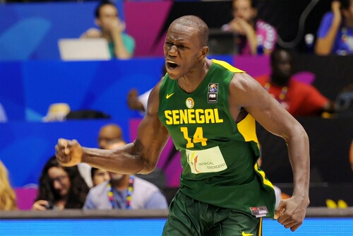 Gorgui Sy Dieng : «Se qualifier aux J.O de Rio 2016 avec le Sénégal»