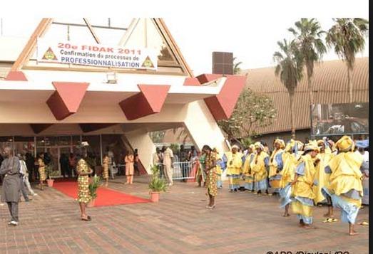 Ouverture de la 23é  (Fidak) : Macky Sall et Good Luck Jonathan pour la cérémonie officielle