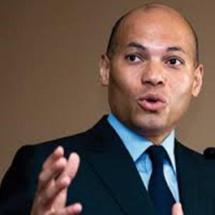 CREI: Karim Wade face au procureur spécial, Cheikh Tidiane Mara