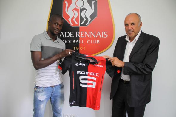 Rennes- Discipline : Fallou Diagne prend deux matches fermes