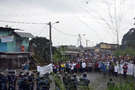 Gabon: un étudiant tué lors de la manifestation interdite de l'opposition