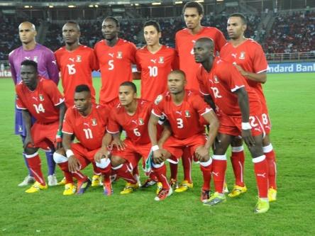 CAN 2015 : La Guinée Equatoriale en stage au Portugal