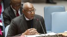 Abdoulaye Bathily, représentant du secrétaire général de l'ONU pour l'Afrique centrale. UN Photo/Yubi Hoffmann