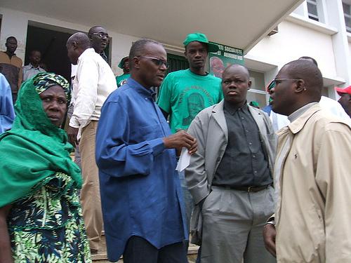 Mimi Touré rappelle à Ousmane Tanor Dieng les principes d'un homme politique