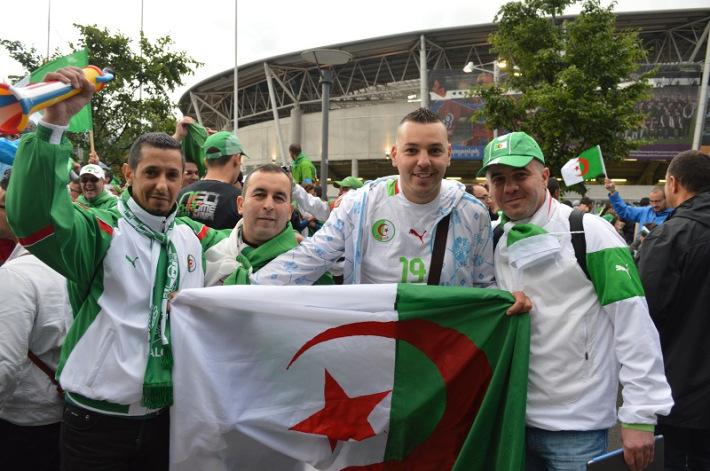 Can 2015: les fennecs n'auront pas de supporters en Guinée equatoriale