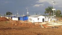Centre de traitement contre le virus Ebola à Freetown, Sierra Leone. Reuters/Umaru Fofana
