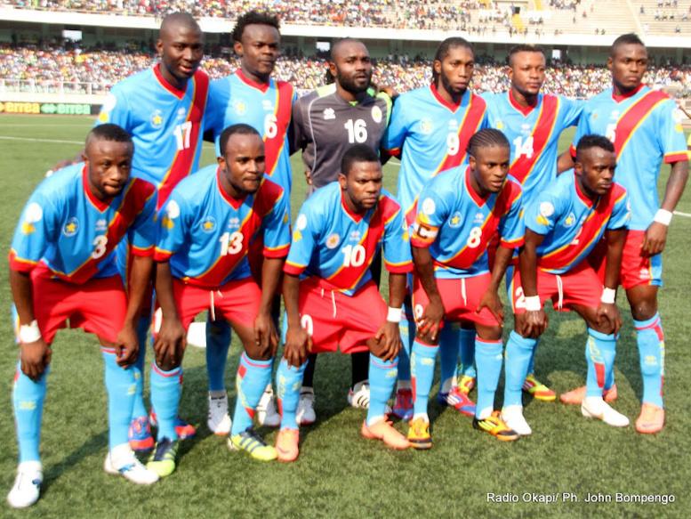#CAN2015: l'équipe de RD Congo avec Mbokani mais sans Mputu