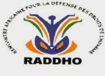 La Raddho exige la libération des défenseurs de droit de l'homme  détenus en Mauritanie