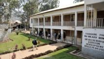 L'hôpital de Panzi à Bukavu, dans l'est de la RDC, en juillet 2014.