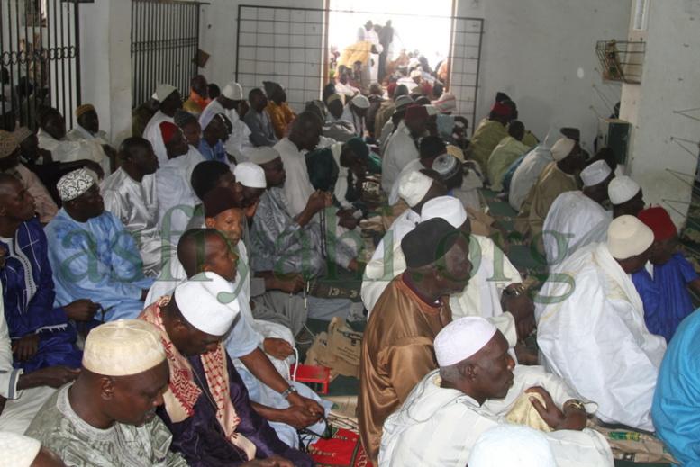 Gamou2015-Cérémonie officielle : une communion parfaite entre le spirituel et le temporel