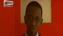 Cheikh Sidya Bayo, opposant gambien.