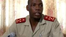 Le colonel Gaspard Baratuza, porte-parole de l'armée burundaise. Burunditransparence.org
