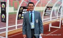 CAN 2015: Esteban Becker, nouvel entraîneur de la Guinée équatoriale