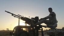 Un militaire libyen sur un véhicule armé à Benghazi, le 4 décembre 2014. REUTERS/Stringer