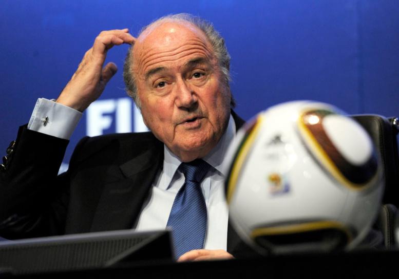 Présidence fifa: un nouveau candidat contre Blatter !