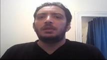Tunisie: manifestation de soutien au blogueur Yassine Ayari