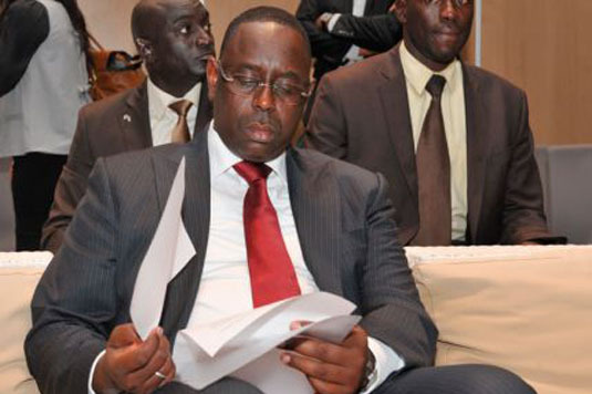 Conseil des ministres : Macky Sall chamboule le commandement territorial