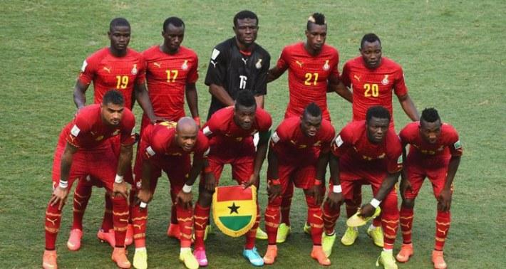 Can 2015: les 23 black stars du Ghana qui feront face au Sénégal