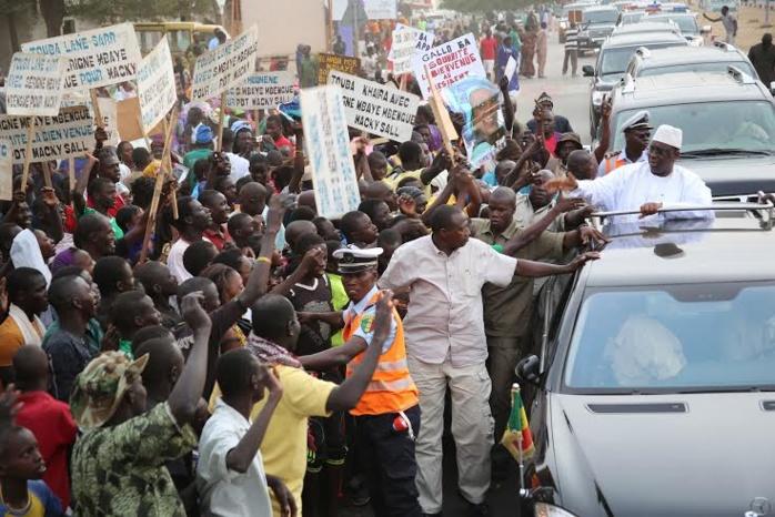 Visite du Chef de l'Etat à Touba : les guides religieux sonnent la mobilisation