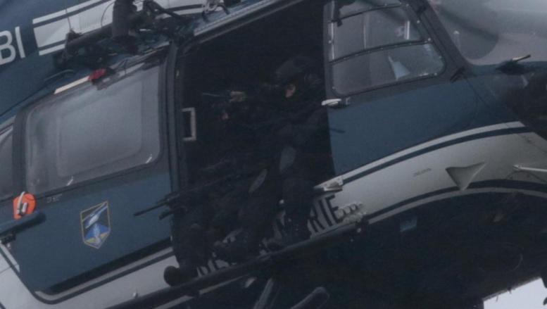 Direct: les suspects de l'attentat de Charlie Hebdo cernés