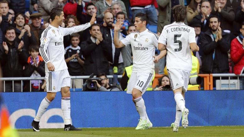 Liga, 18e journée : Après deux défaites en 2015, le Real Madrid s'impose face à l'Espanyol (3-0)