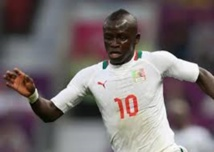 CAN 2015: Sadio Mané à Casablanca