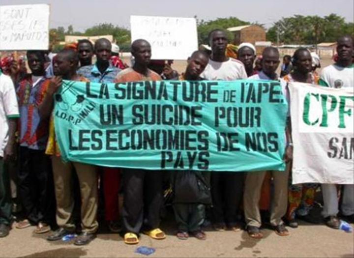 « Non aux Ape » :  l'Etat du Sénégal va être traduit en justice par la coalition nationale contre ces accords