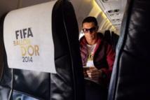 Cristiano Ronaldo en route pour le ballon d'or 2014