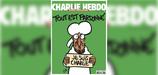 """Voici la Une du nouveau """"Charlie Hebdo"""", en kiosque ce mercredi"""