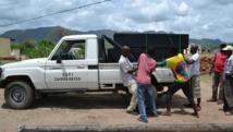 Au moins 69 personnes sont mortes après avoir bu une bière traditionnelle à Chitima, dans le nord-ouest du Mozambique. Le gouvernement a décrété trois jours de deuil national, le 12 janvier 2015. AFP PHOTO/STRINGER
