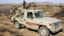 Une patrouille de l'armée tchadienne (Photo : Reuters)