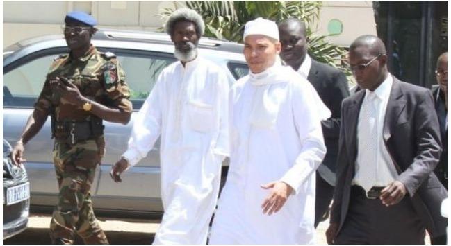 Direct procès: la défense de Karim réclame le départ du juge Henry Grégoire Diop