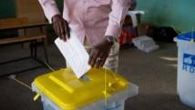 Opérations de vote à Lubumbashi, RDC, en 2011. AFP PHOTO/PHIL MOORE