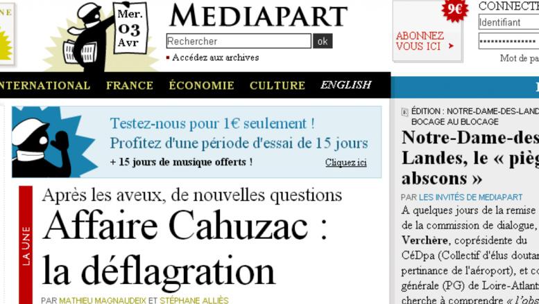 Attaque ou défaillance technique? Plusieurs sites de la presse en ligne française inaccessibles