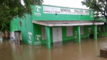 Depuis début janvier, des inondations ravagent le Malawi et de nouvelles pluies sont annoncées. REUTERS/World Food Programme /Handout via Reuters