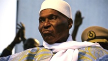 Me Abdoulaye Wade à Dakar, ce lundi