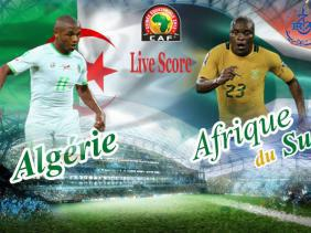 Can 2015- Direct : Algérie/ Afrique du Sud 3-1: l'Algérie confirme et garde son leadership