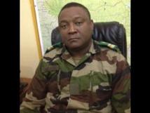 Le colonel Salaou Barma commande la zone de défense dans le sud-est du Niger. RFI/ Nicolas Champeaux