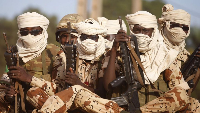 L'armée tchadienne est réputée dans la région. REUTERS/Goran Tomasevic