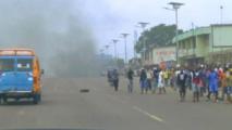 La situation est toujours tendue à Kinshasa. Internet est coupé, les services 3G et les SMS sont indisponibles.