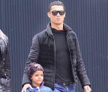 Cristiano Ronaldo : Papa attentionné avec son Cristiano Jr., loin d'Irina Shayk